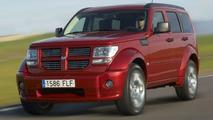 Dodge Avenger and Nitro Pricing Announced (UK)