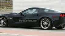 Chevrolet Corvette SS Spy Photo