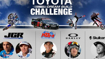 Toyota Dream Build Challenge for SEMA 26.9.2013