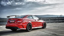 Mercedes-Benz C63 AMG Black Series by GAD packs 850 HP