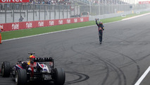 Sebastian Vettel 27.10.2013 Indian Grand Prix