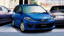 Mazda Premacy Facelift