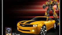 Chevrolet Camaro Bumblebee Sweepstakes