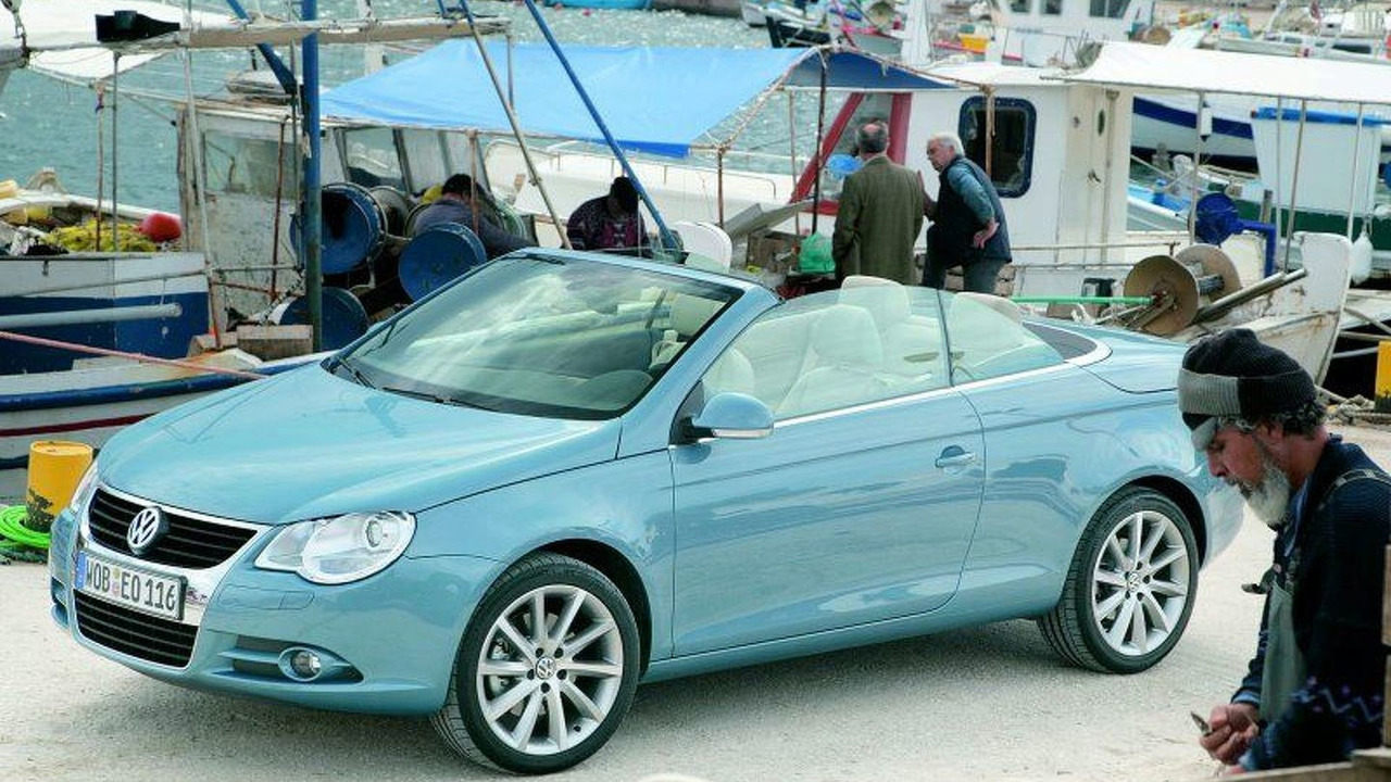 New VW Eos