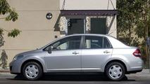 2007 Nissan Versa Sedan