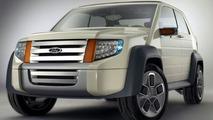 2003 Ford Model U