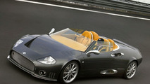 Spyker C8 and C12 Feature in Movie Rogue
