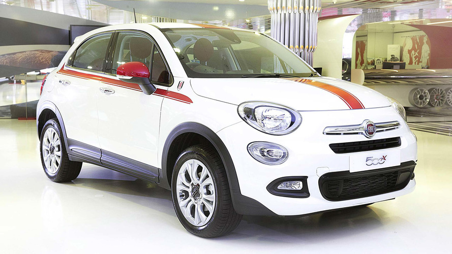 Fiat 500X Fulham FC special is just for season ticket holders