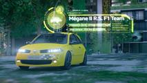 Teaser jeu vidéo Mégane RS