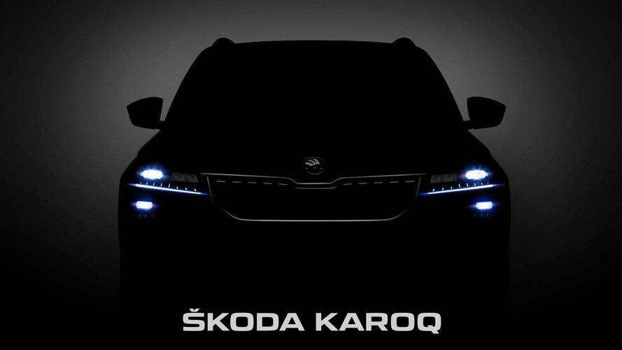 Le Skoda Karoq, c'est (presque) lui !