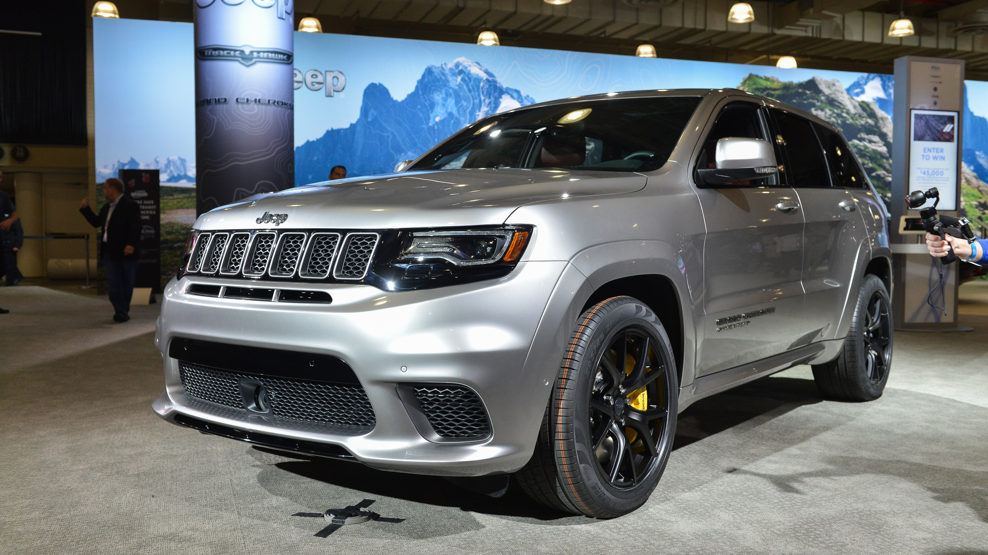 don t forget about the 707 hp jeep grand cherokee trackhawk. Black Bedroom Furniture Sets. Home Design Ideas