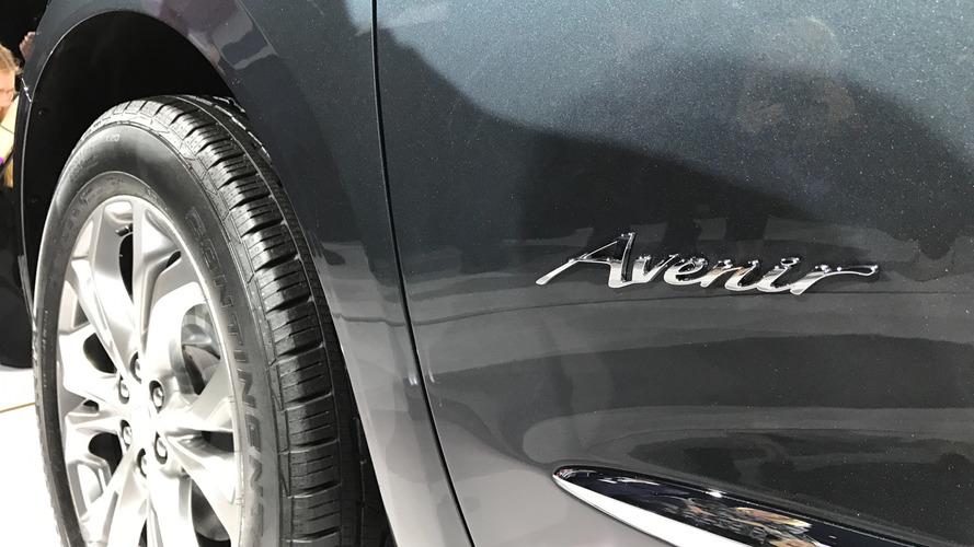 Don't Expect a Buick Cascada Avenir