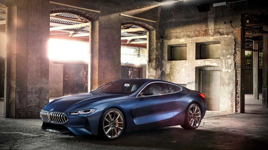 Villa d'Este 2017: BMW Concept 8 Series