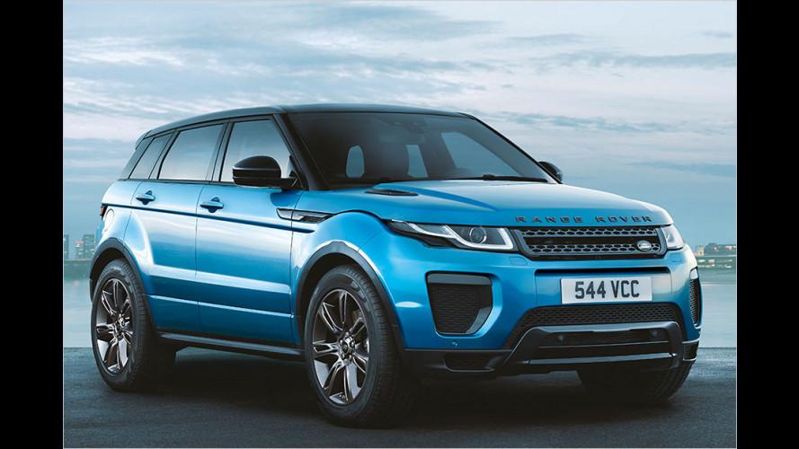 Jubiläumsausgabe des Range-Rover-Bestsellers mit besonderer Optik