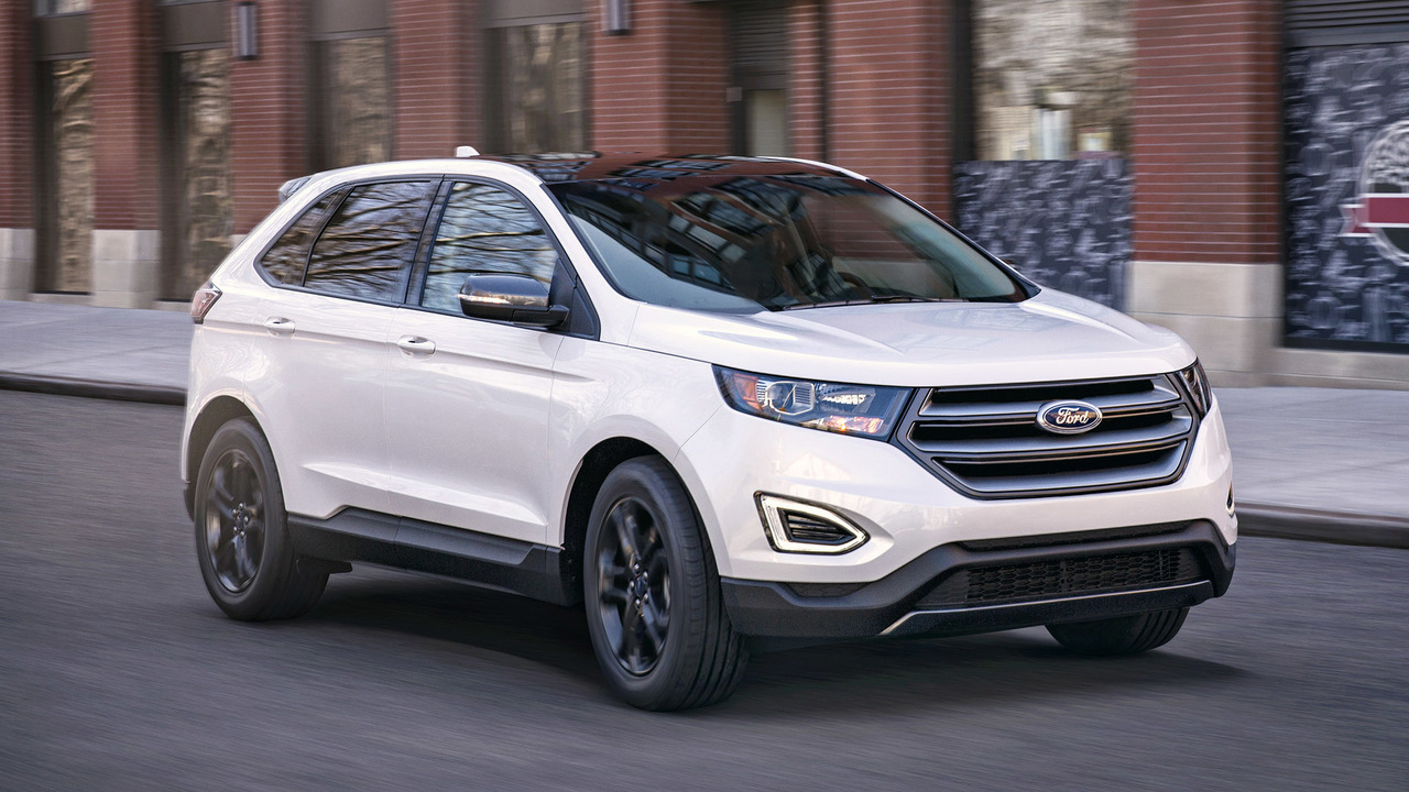 2018 ford edge sel sport appearance package photo gallery. Black Bedroom Furniture Sets. Home Design Ideas