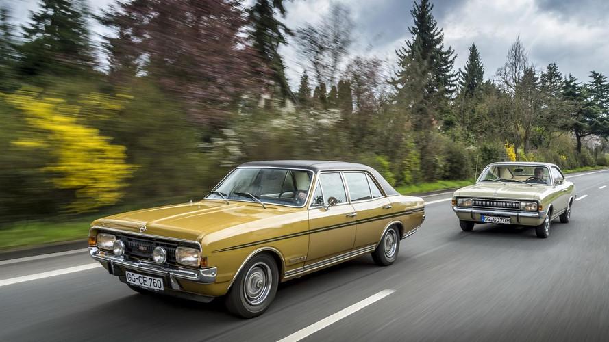 Opel Commodore 50th anniversary