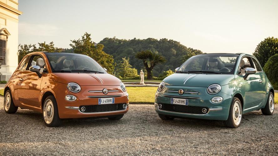 Fiat 500 Aniversario 2017, nueva edición especial