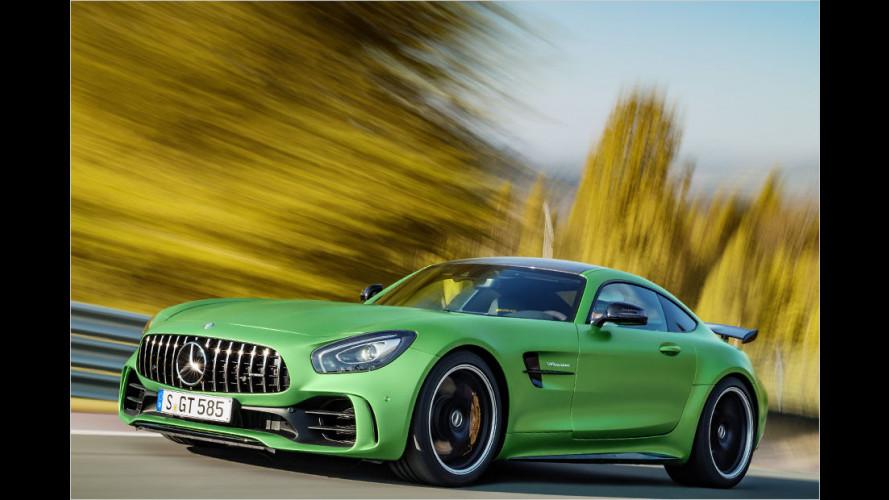 Mercedes-AMG GT: Das kosten die Neuen