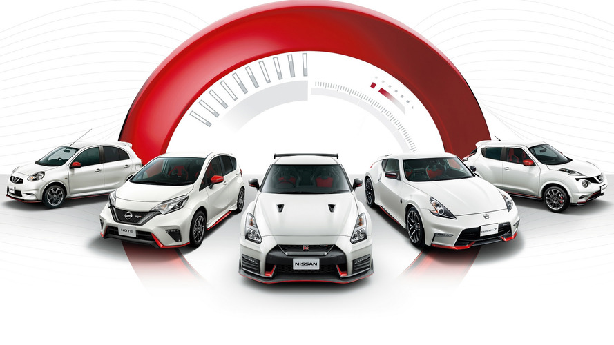 Nissan vai expandir a divisão de esportivos Nismo