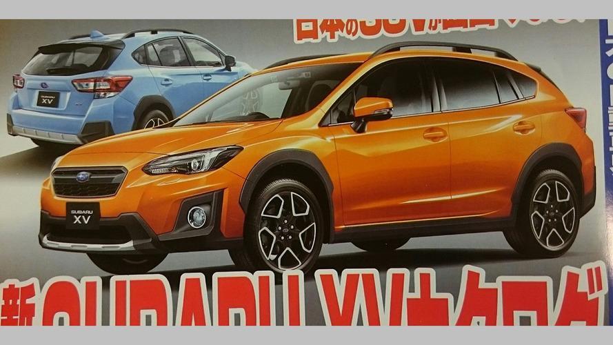 Novo Subaru XV 2017 tem supostas imagens vazadas antes da estreia
