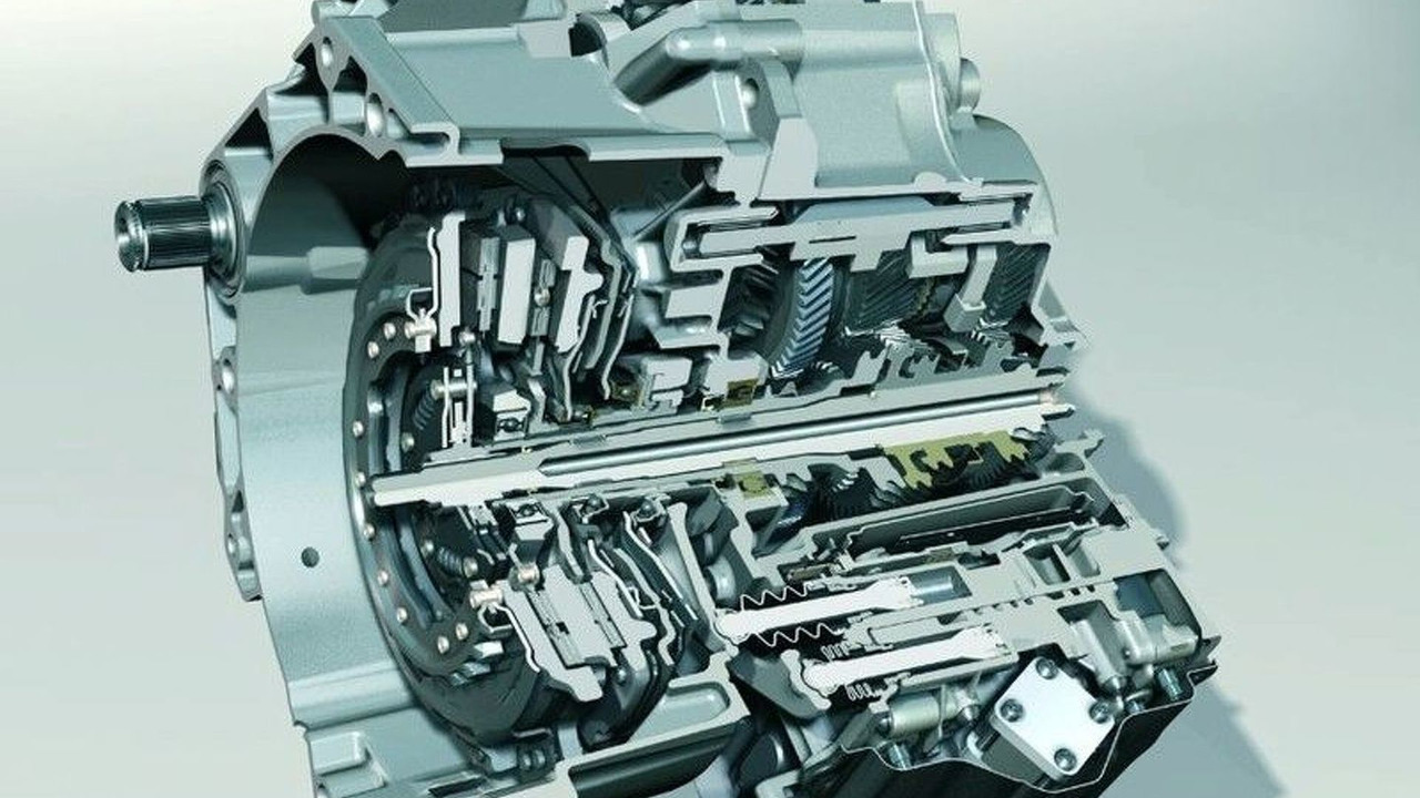 New VW DSG 7-speed gearbox