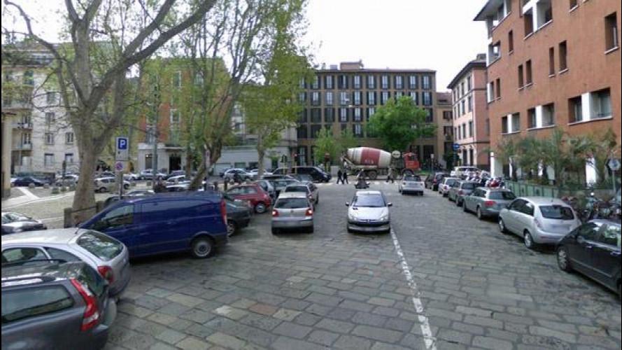 Blocco del traffico a Milano da martedì 27 novembre