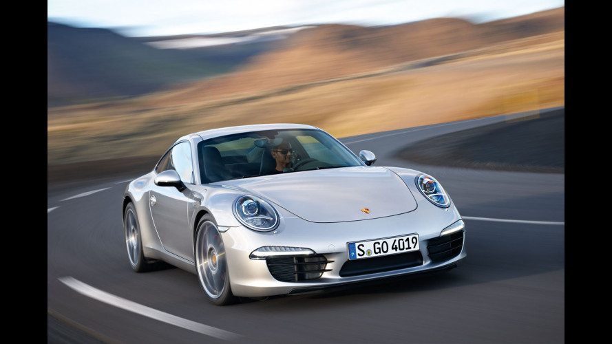 Porsche 911, ci saranno 14 varianti