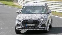 2020 Audi SQ3 spy photos