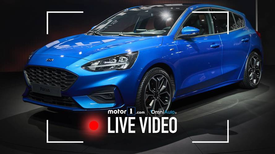 Nuova Ford Focus, la