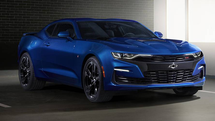 2019 Chevy Camaro: See The Changes Side-By-Side | Motor1 ...