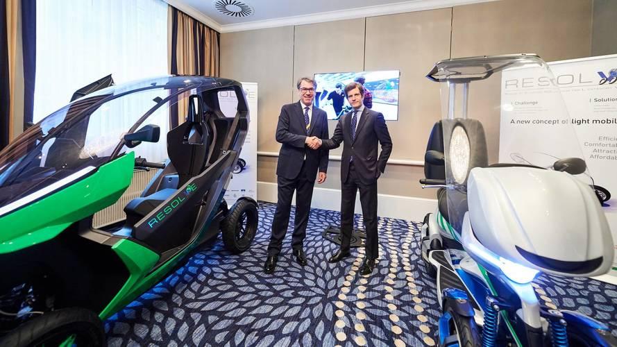 Conferencia 2018 ACEM, Asociación de Fabricantes Europeos de Motocicletas