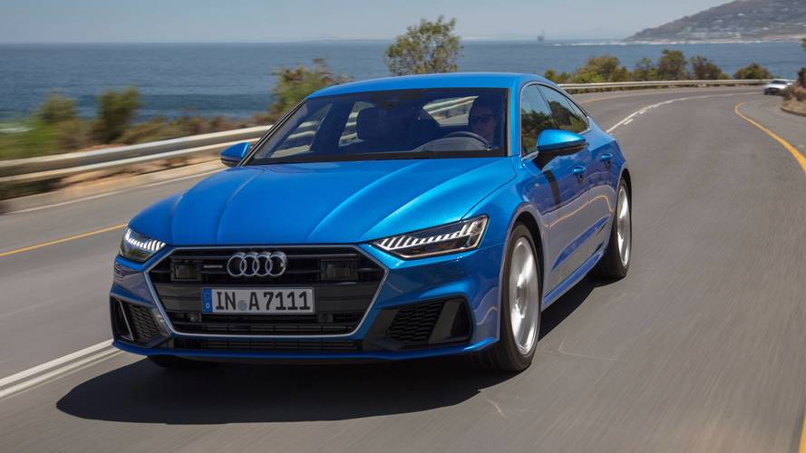 2018 Audi A7 Sportback: First Drive