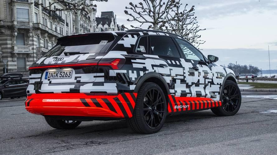 Audi E-Tron Prototype