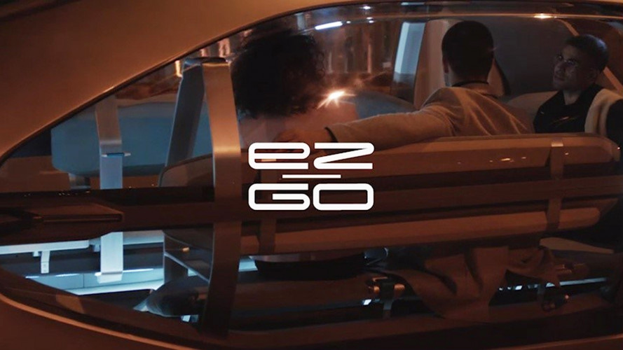 Renault EZ-GO, prima anticipazione della concept per Ginevra