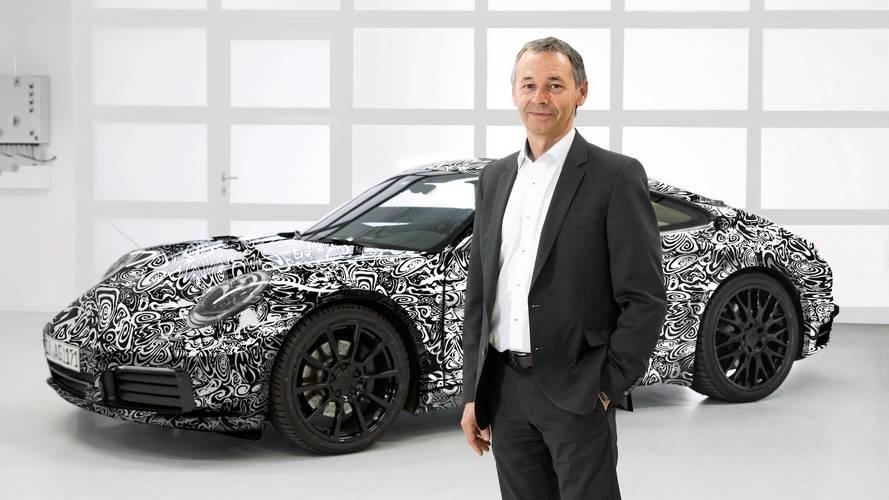 2019 Porsche 911 official preview