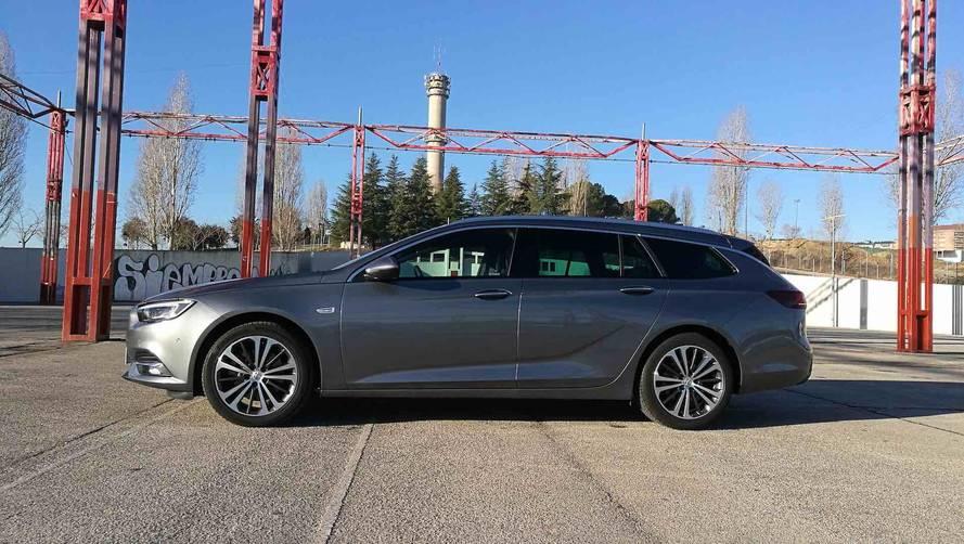 ¿Qué coche comprar? Opel Insignia Sports Tourer 2018