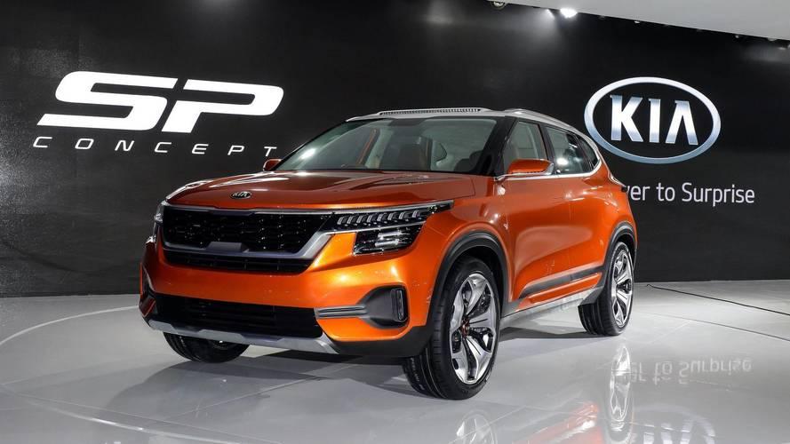 Novo SUV compacto da Kia para emergentes deverá se chamar Trazor