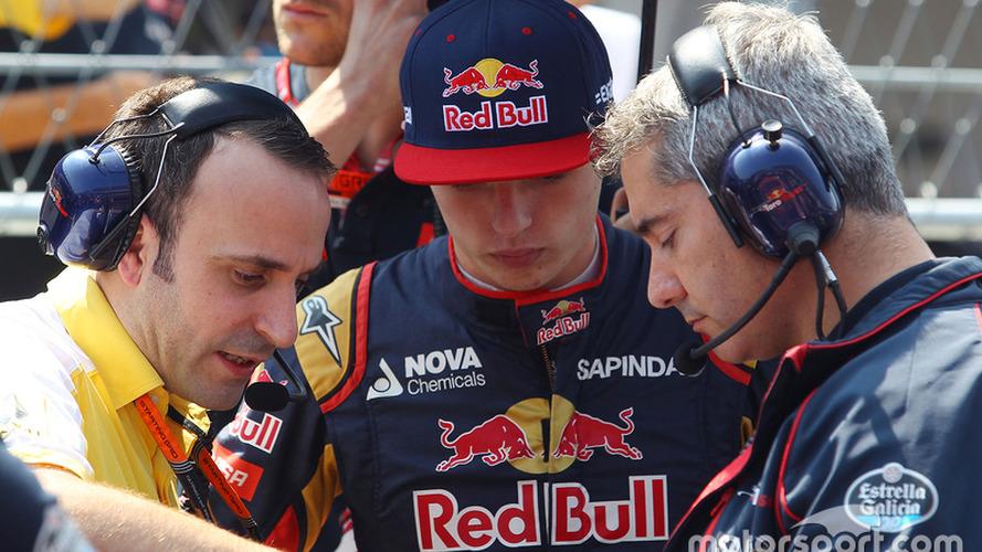 Verstappen's engineer quits Toro Rosso