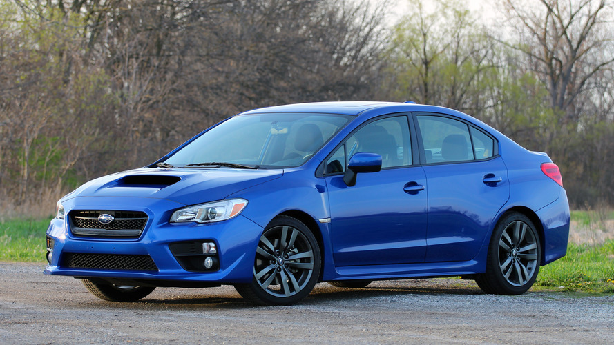 2016 Subaru WRX Review: A hatchback away from turbocharged nirvana