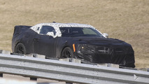 Chevy Camaro Z/28 spy photos