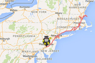 The hitchBOT Hitchhiking Robot Gets Vandalized in Philadelphia