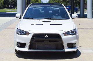 Mitsubishi Teases Final Edition Lancer Evo
