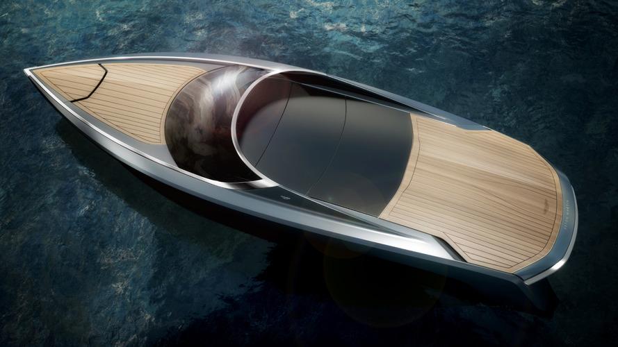 Aston Martin Quintessence Yachts AM37