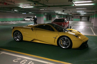A Lucky 15-Year-Old Got a Pagani Huayra on his Birthday