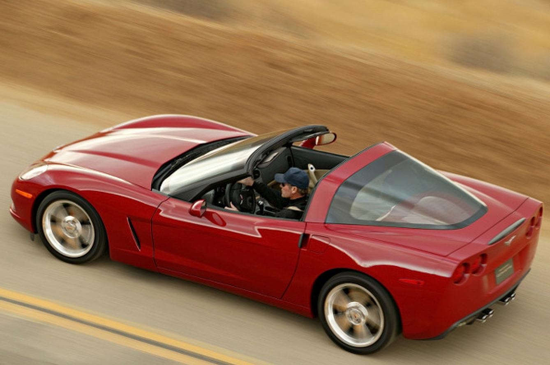 Dear Porsche: The Corvette Has Had a Targa for Years