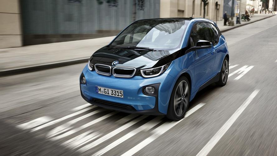 Makyajlı BMW i3 gelecek yıl gelebilir