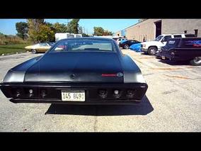 1968 Impala Fastback for sale