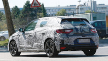2016 Renault Megane spied ahead of a possible Frankfurt debut