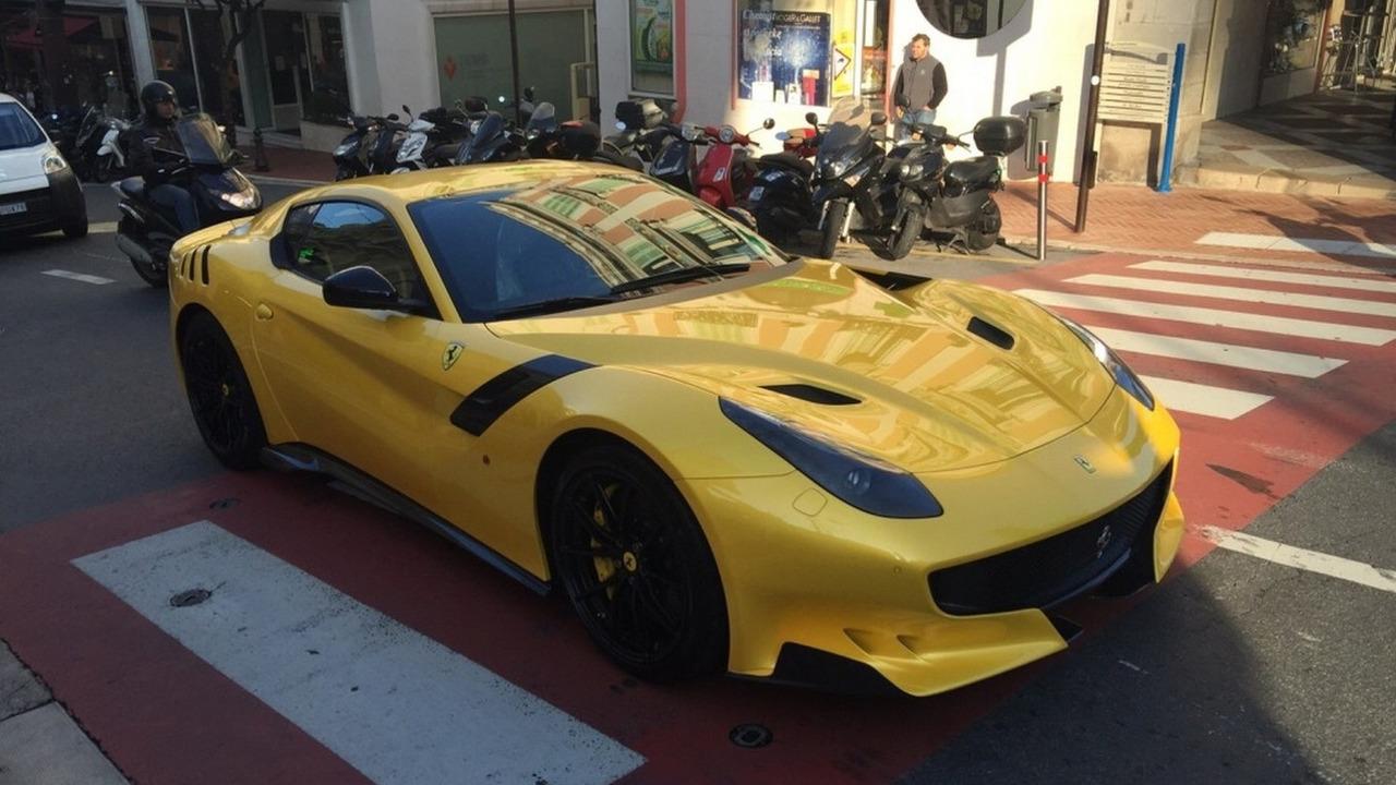 Ferrari F12tdf in Monaco