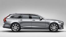 Volvo V90 leaked official image